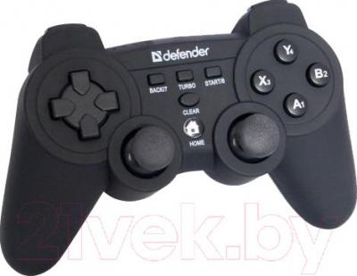 Геймпад Defender Game Racer X7 / 64254