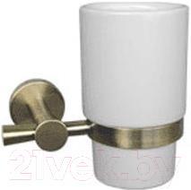 Стакан для зубных щеток Manzzaro Decore 55.38.04 - общий вид