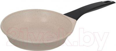 Сковорода Polaris Stone 26F - общий вид без крышки