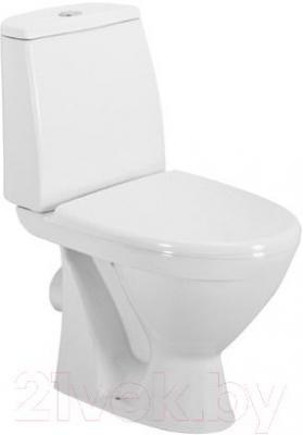 Унитаз напольный Colombo Лотос Standard 1 (белый)