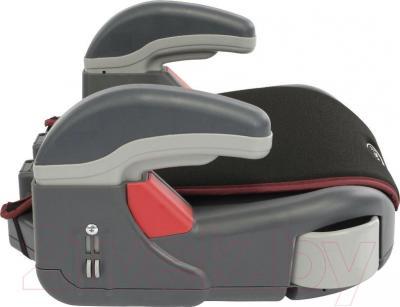 Автокресло Graco Booster Deluxe (Sport Luxe) - вид сбоку