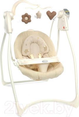 Качели для новорожденных Graco Lovin Hug 1L97BABE (Benny And Bell) - общий вид