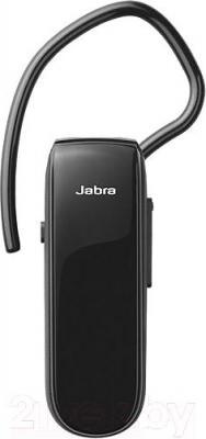 Односторонняя гарнитура Jabra Classic (черный) - общий вид