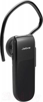Односторонняя гарнитура Jabra Classic (черный) - вид сбоку