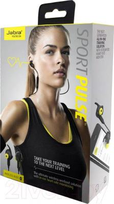 Наушники-гарнитура Jabra Pulse Wireless (черный)