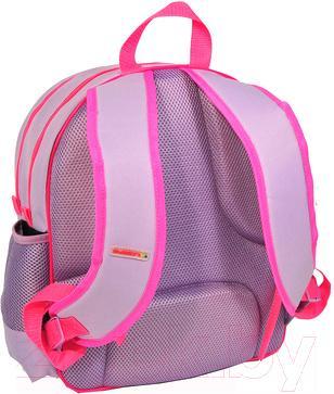 Школьный рюкзак Paso 13-157C - вид сзади