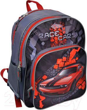 Школьный рюкзак Paso 15-163AU - общий вид