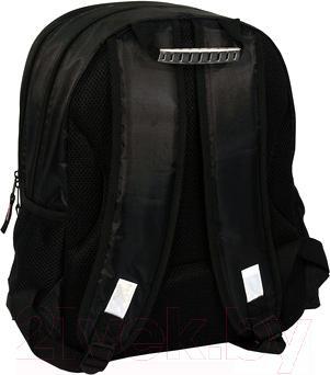 Школьный рюкзак Paso MAD-162 - вид сзади