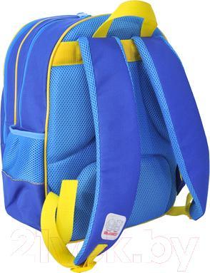 Школьный рюкзак Paso PMA-080 - вид сзади