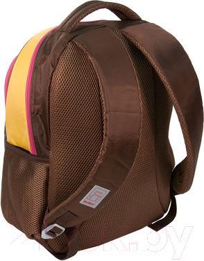 Школьный рюкзак Paso RHI-260 - вид сзади