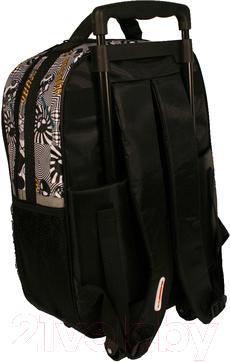 Школьный рюкзак Paso SDA-134 - вид сзади