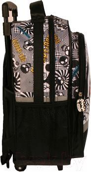 Школьный рюкзак Paso SDA-134 - вид сбоку