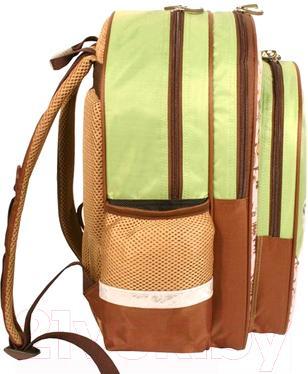 Школьный рюкзак Paso SDB-080 - вид сбоку