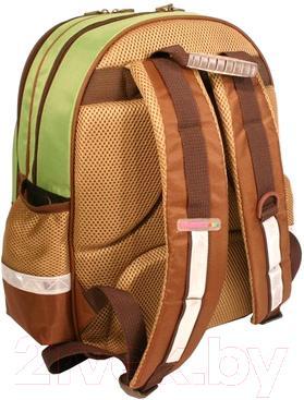 Школьный рюкзак Paso SDB-080 - вид сзади