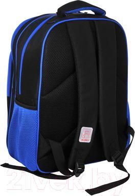 Школьный рюкзак Paso SDK-850 - вид сзади