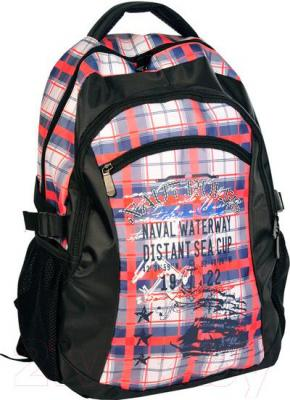 Рюкзак городской Paso 14-040SC - вид спереди