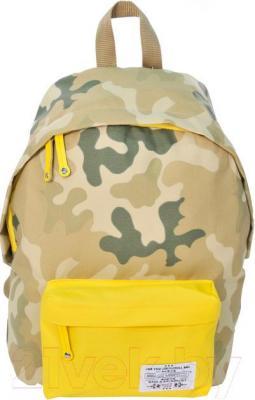 Рюкзак городской Paso CM-222E - вид спереди