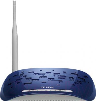 Маршрутизатор/DSL-модем TP-Link TD-W8950N - общий вид