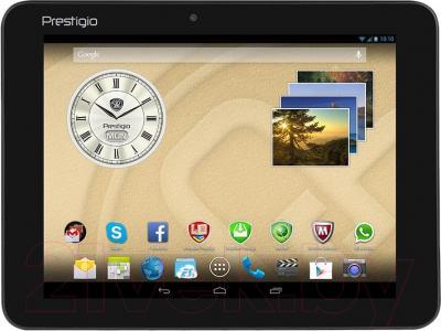 Планшет Prestigio MultiPad Ranger 8.0 8GB 4G (PMT5287_4G_C_BK) - общий вид
