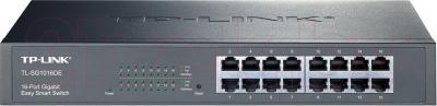 Коммутатор TP-Link TL-SG1016DE - общий вид