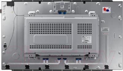 Информационная панель Samsung OM55D-K (LH55OMDPKBC/EN) - вид сзади
