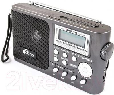 Радиоприемник Ritmix RPR-1385 - вполоборота