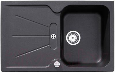 Мойка кухонная Teka Cara 45 B-TG / 40144422 (карбон)