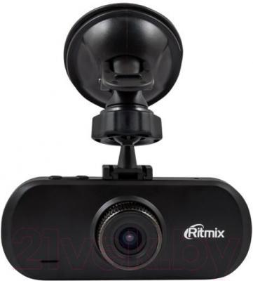 Автомобильный видеорегистратор Ritmix AVR-724 - фронтальный вид