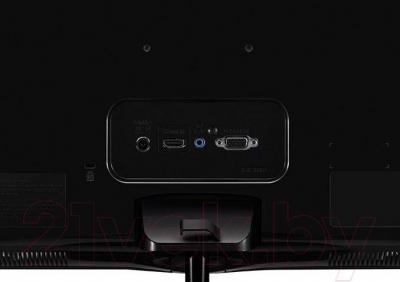 Монитор LG 22MP67D-P - вид сзади