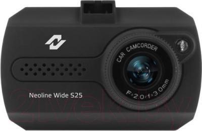 Автомобильный видеорегистратор NeoLine Wide S25 - фронтальный вид