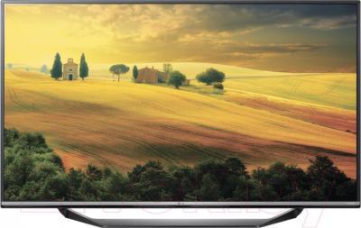 Телевизор LG 49UF670V - общий вид