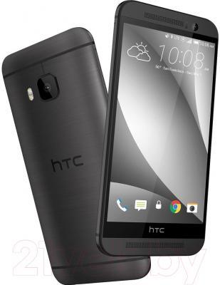 Смартфон HTC One / M9 (металлик)