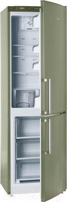 Холодильник с морозильником ATLANT ХМ 4421-070 N - внутренний вид