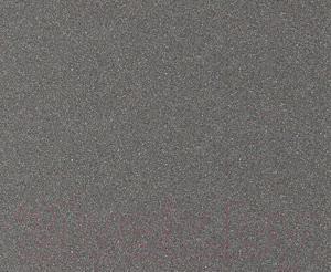 Мойка кухонная Teka Perla 45 B-TG / 88892 (алюминий) - реальный цвет мойки