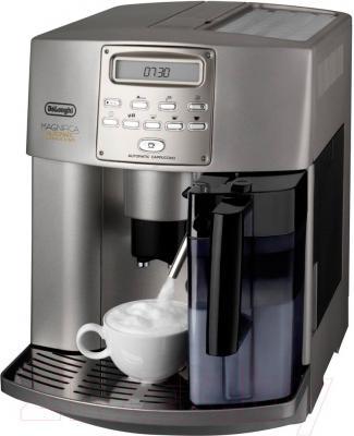 Кофемашина DeLonghi ESAM 3500 - общий вид