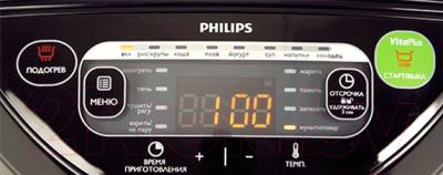 Мультиварка Philips HD3165/03 - панель