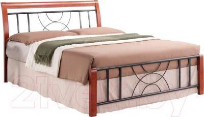 Двуспальная кровать Signal Cortina (180x200)