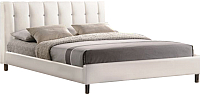 Двуспальная кровать Signal Nadi (белый) -