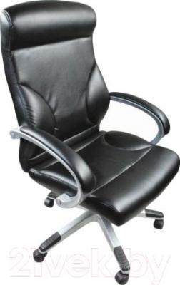 Кресло офисное Baldu visata Hollywood (черно-серый)