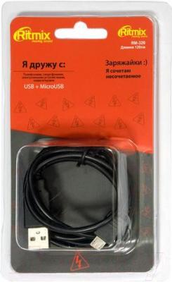 Кабель USB Ritmix RM-320 - общий вид
