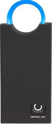 Портативный аккумулятор Ritmix RPB-4003 LED (черный) - общий вид