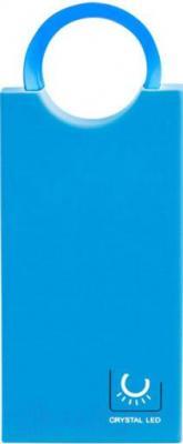 Портативное зарядное устройство Ritmix RPB-4003 LED (синий) - общий вид