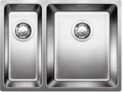 Мойка кухонная Blanco Andano 340/180-U (518322) - общий вид