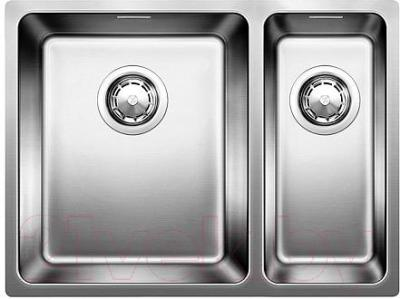 Мойка кухонная Blanco Andano 340/180-U (518318) - общий вид