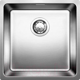 Мойка кухонная Blanco Andano 400-U / 518309 - общий вид