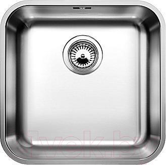 Мойка кухонная Blanco Supra 400-U / 518201 - общий вид