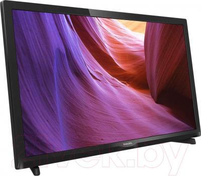 Телевизор Philips 22PFT4000/60 - вполоборота