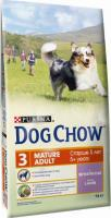 Корм для собак Dog Chow Mature Adult с ягненком (14 кг) -