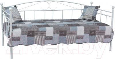 Односпальная кровать Signal Ankara (белый)