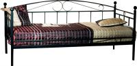 Односпальная кровать Signal Ankara (черный) -